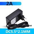16 8 V 21V 8 4 V 12 6 12V зарядное устройство carregador de DC 5 5*2 1 MM 2A 18650 зарядное устройство IP камера CCTV зарядное устройство Liion зарядное устройство