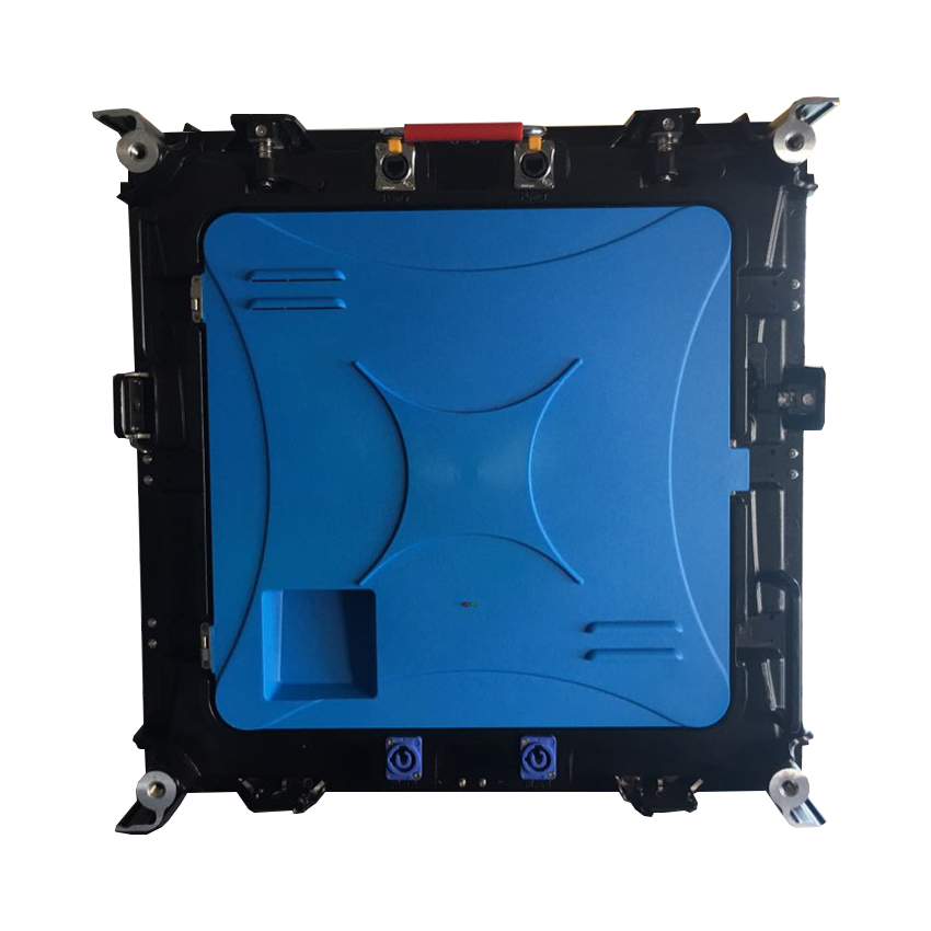 Hot Selling High Brightness P4 SMD Indoor 512x512mm Die Casting Aluminum Cabinet Rental Full Color Led Display Screen
