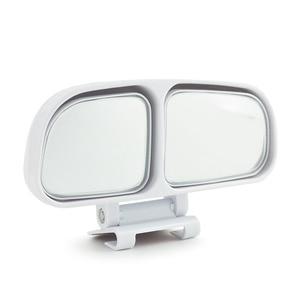 Image 4 - Oryginalny yasopro blind spot kwadratowe lustro auto szerokokątny boczne lusterko wsteczne samochód podwójne wypukłe lustro uniwersalne do parkowania