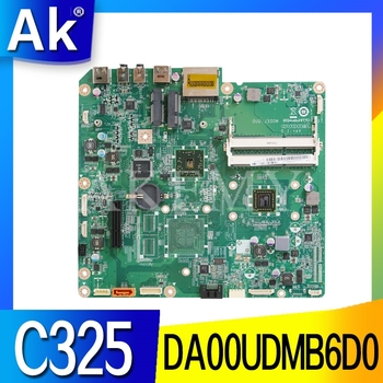 New For Lenovo C325 C225 AIO Motherboard 90000074 DA0QUDMB6D0 Full Tested W/E350 Processor