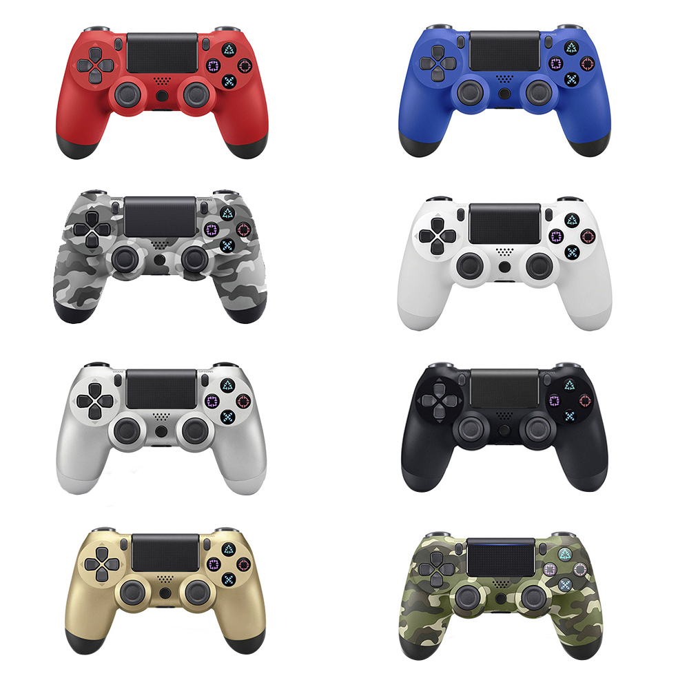 Bluetooth Wireless USB Wired Joystick for PS4 Controller Fit For Mando ps 4 Console For PS Dualshock 4 Gamepad For PS 3(China)