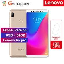 Global Version Lenovo K5 Pro 6GB RAM 64GB Snapdragon 636 Oct