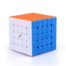 Valk4M Valk4 M Magnetische Cube 4X4 Speed Magic Speed Cube 4X4X4 Sterke Magnetische Qiyi valk 4 Magneten Puzzel Kinderen Speelgoed