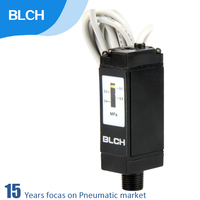 BLCH pneumatic pressure switch IS1000 pneumatic sensor induction switch 1/8 External Thread port pneumatic components pressure