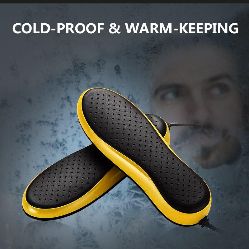 220 В 20 Вт электрическая сушилка для обуви ботинок сушилка с таймером УФ-Мини-стерилизатор подогреватель стерилизации дезодорант устройство теплый, с подогревом
