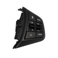 Lenkrad Tempomat Taste Für Hyundai ix25 CRETA 2 0 L Reise Stornieren Control Switch Rechts Seite Taste Für Auto teile