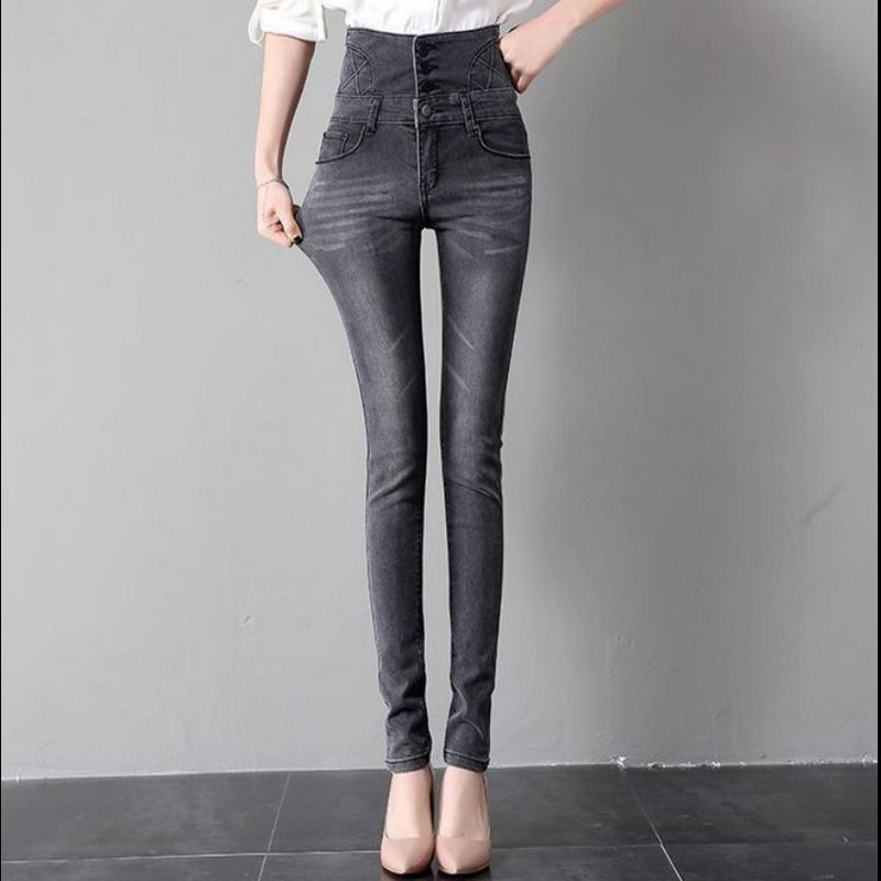 2020 New Style  Spring Women Jeans  Sexy Slim Fashion Jeans 720