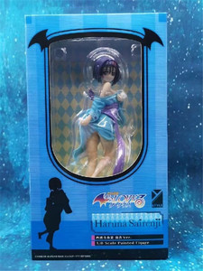Image 5 - 19cm Anime To Love Ru Darkness Sexy Girl Haruna Sairenji Bath Dress sexy girls PVC Action Figure Collection Model Toy