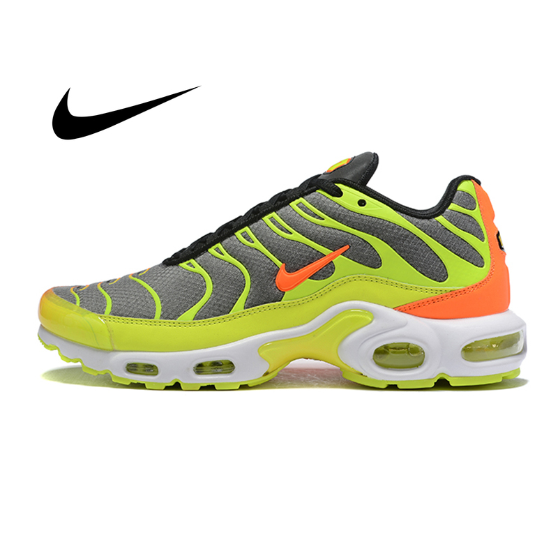 Nike Air Max TN Plus Color Flip Original New Arrival Men Running Shoes Breathable Outdoor Sports Sneakers image