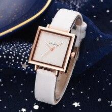 Watches Female Elegant Women Montre Relogio Quartz Strap Wirst Femme Fashion