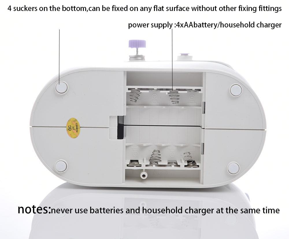 Maquina De Coser Costura Compacta Pequeña Con Kit De Hilos Accesorios Calidad