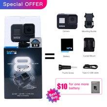 GoPro HERO 8 สีดำActionกล้องกีฬากลางแจ้ง 4K Ultra HDสตรีมมิ่งสดStabilization