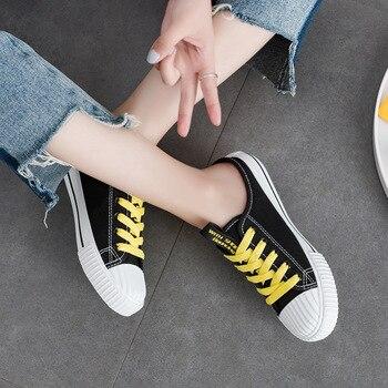 Bair รองเท้าแตะสีขาวรองเท้าฤดูร้อนของผู้หญิงฤดูร้อนใหม่สไตล์ลำลองนักเรียน Harajuku เกาหลีสตรีส้...