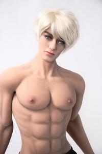 Image 5 - 180cm 5.9 ft Male Sex Dolls For Women Masturbators Gay Male Sex Doll Life Size With Big Penis Silicone Love Doll Free Shipping