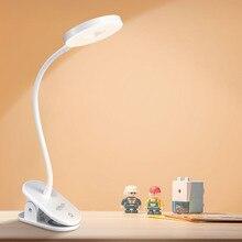 Gorący bubel lampa stołowa na biurko, z wejściem usb lampa Led studium czytanie jasne światło pulpit LED lampa do czytania i pracy domowej dzieci