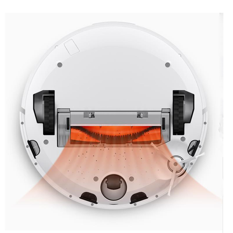 Купить с кэшбэком Original Xiaomi Mijia Vacuum Cleaner For Home Automatic Sweeping Smart Planned Wifi Mobile App Control Charge Dust Sterilize
