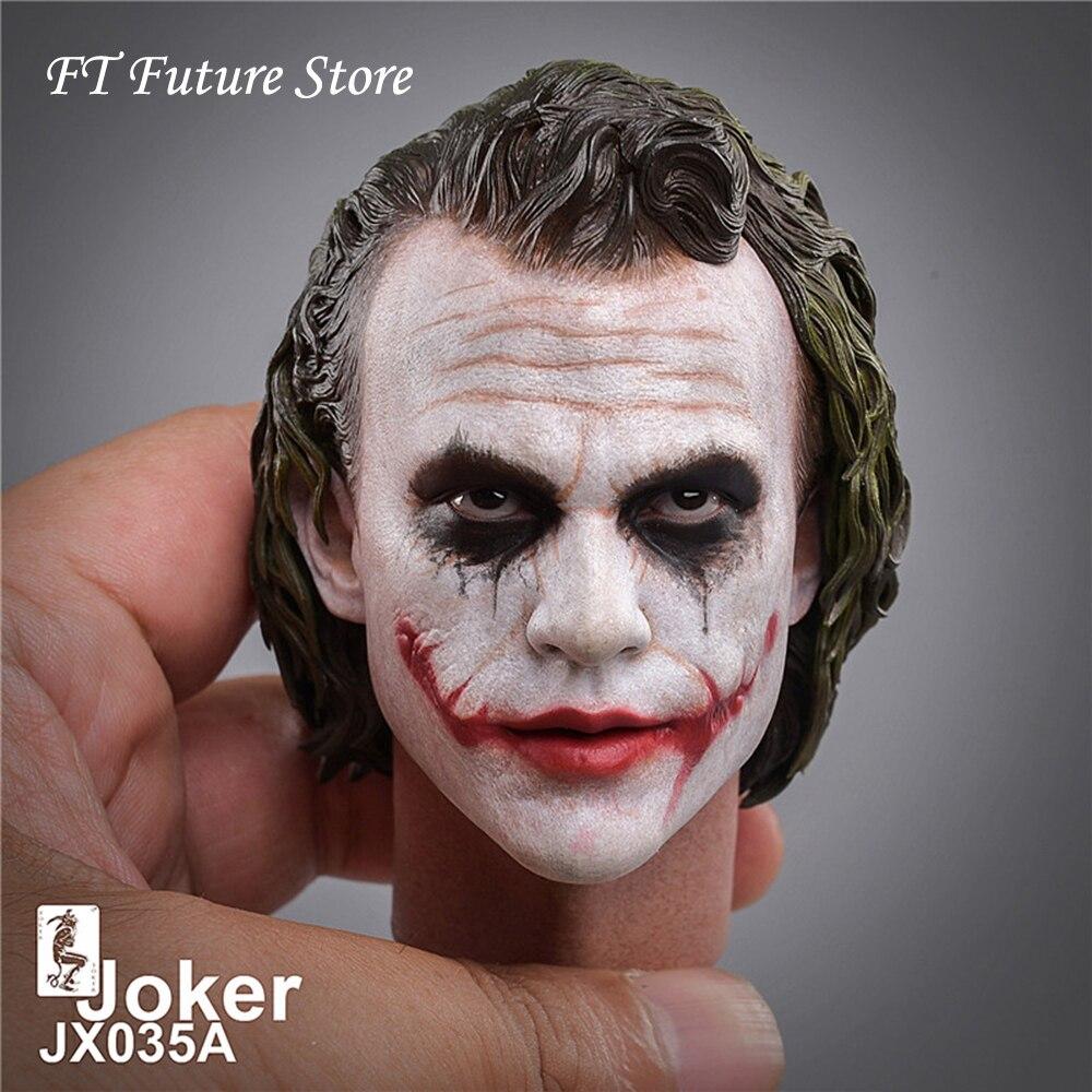 1//6 Figure Accessories Model Batman Joker Clown Clothes Suit Set and B001 Body