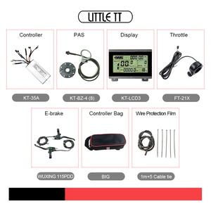 LITTLE TT Electric Bicycle Acc