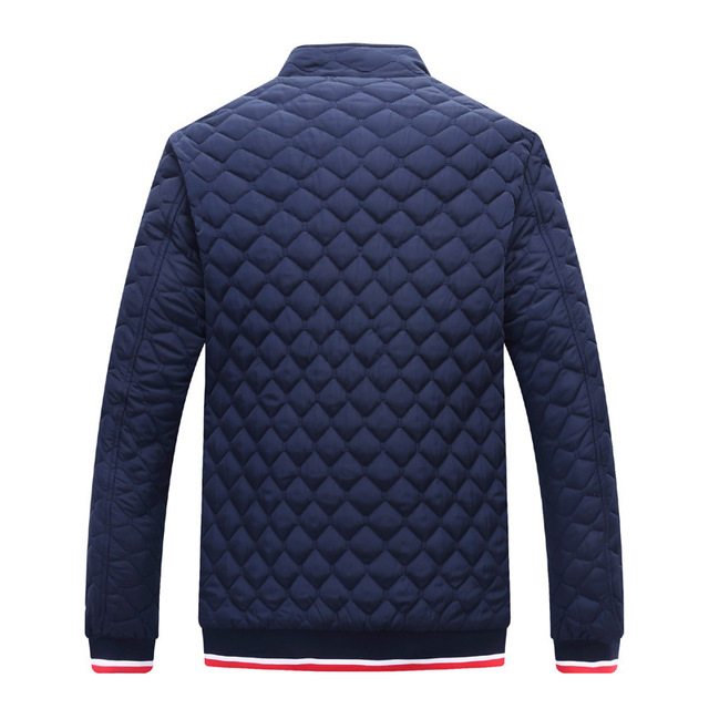 New Mens Hot Sale Quality Shark Brand Warm Outwear Cotton