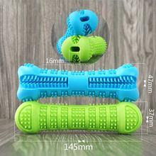 Игрушки для собак зубная щетка щенков палочка дрессировки моляр