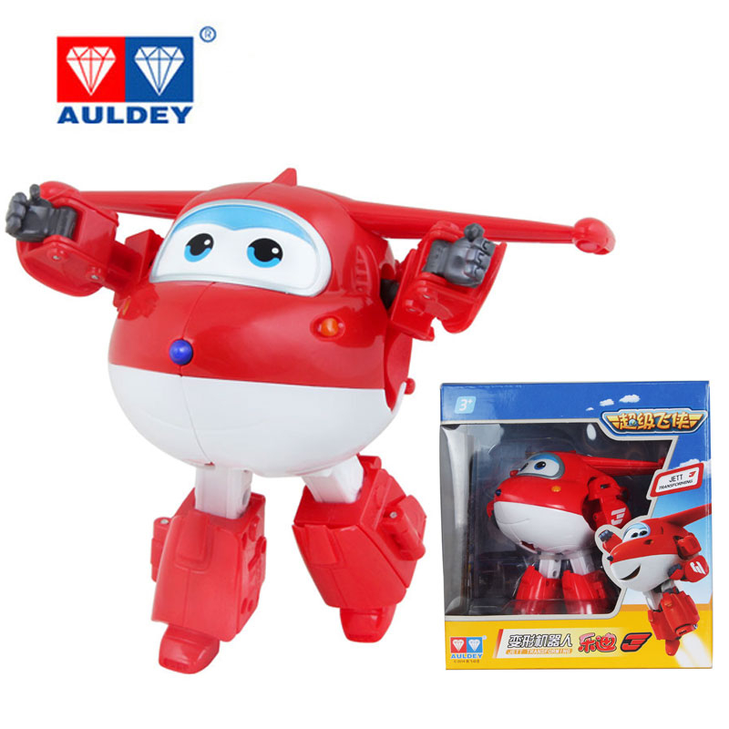 2020 New Big Super Wings Drop Shipping Airplane Action Figures Transformer Robot Toys For Children Gift Christmas Gifts