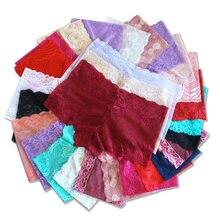 Senhoras aleatórias laço confortável sexy cor calcinha tamanho grande s/m/l/xl/2xl/3xl