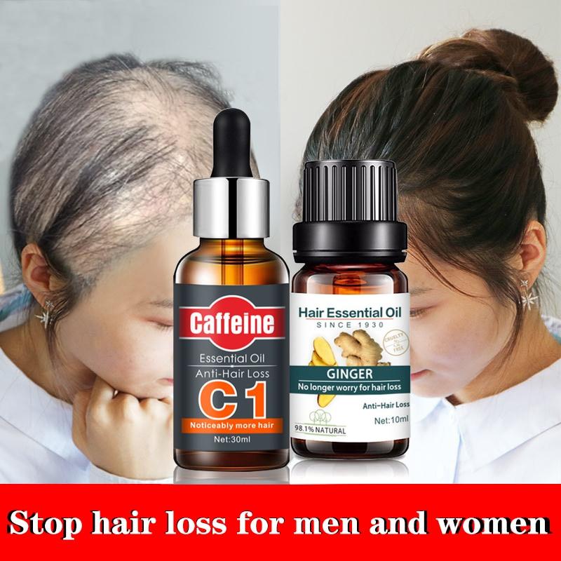 Fast Powerful Hair Growth Essence Hair Loss Products Essential Oil Liquid Treatment Preventing Hair Loss Hair Care Products 30ml