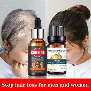 Fast Powerful Hair Growth Essence Hair Loss Products Essential Oil Liquid Treatment Preventing Hair Loss Hair Care Products 30ml(China)
