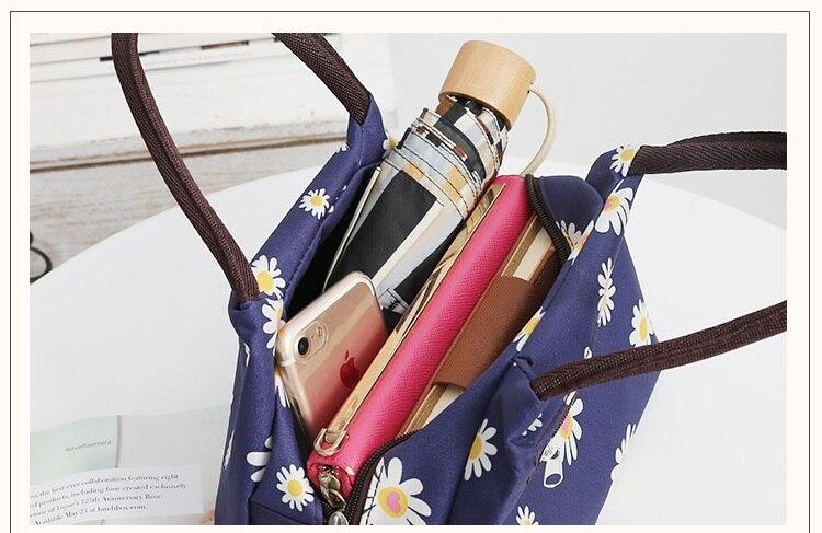 luch saco feminino pequeno bolsa pacote do