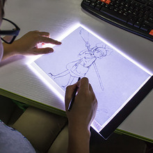 Таблица A4 копия магия электронные для взрослых Живопись Рисунок доска-раскраска каракули живопись цифровой таблетки чертежной доске детские игрушки подарок