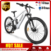 EU US RU NO TAX e bike 2020 Mountain bike elettrica bici da strada 27.5 pollici ebike Bafang interno bb 750w motore 12.8Ah batteria LG