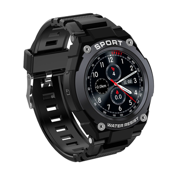 DT97 Smart Watch Men GPS Bluetooth Call Music Control Compass Barometer Auto Light Up Screen Sport Fitness Tracker