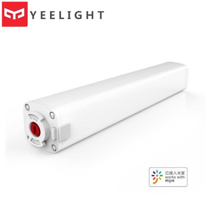 Yeelight умный мотор шторка, Интеллектуальный Bluetooth Wifi для устройств Mi Smart Home, беспроводной пульт дистанционного управления через приложение Mi ...
