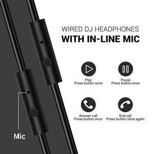 Image 4 - Oneodio Professional Studio Kopfhörer DJ Stereo Kopfhörer Studio Monitor Gaming Headset 3,5mm 6,3mm Kabel Für Xiaomi Handys PC