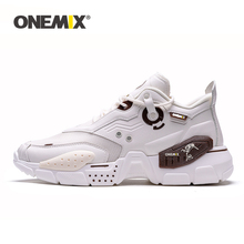 ONEMIX Women Sport Shoes Fashion Height Increased Sneakers Outdoor Lady Air Running Shoes for Men Jogging Footwear Tennis Shoes