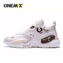 Onemix Nữ Giày Thể Thao Thời Trang Chiều Cao Tăng Giày Thể Thao Ngoài Trời Nữ Không Chạy Bộ Cho Nam Chạy Bộ Giày Tennis