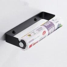 Настенная пластиковая вешалка для кухни держатель рулона туалетной