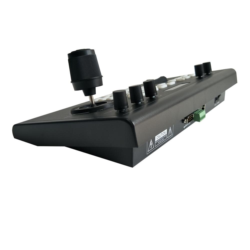 Controle da câmera do ip de hdmi sdi do controlador do joystick do ip de ptz com onvif visca-3