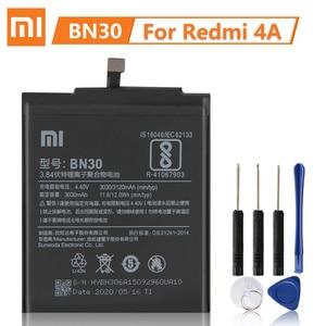 Image 2 - XiaoMi Batería de repuesto Original, BN30 BN42 BN40 BM47 para Xiaomi Redmi 4A Redmi 4 Pro Redmi 3 3S 3X 4X Redmi 3 Pro