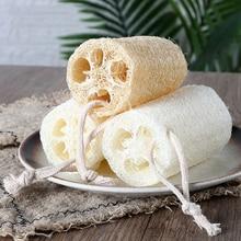 Dropshipping Natural Loofah Dish Cloth Body Shower Sponge 1P