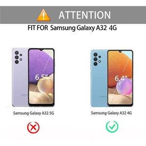 Image 2 - สำหรับ Samsung A32กรณี Super Mom ทารกหญิงสำหรับ Samsung Galaxy A32 4G Funda SamsungA32 A 32 A325F กันชน