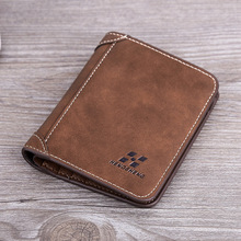 Fashion 2020 Men Wallets Mens Wallet with Coin Bag Zipper Sm