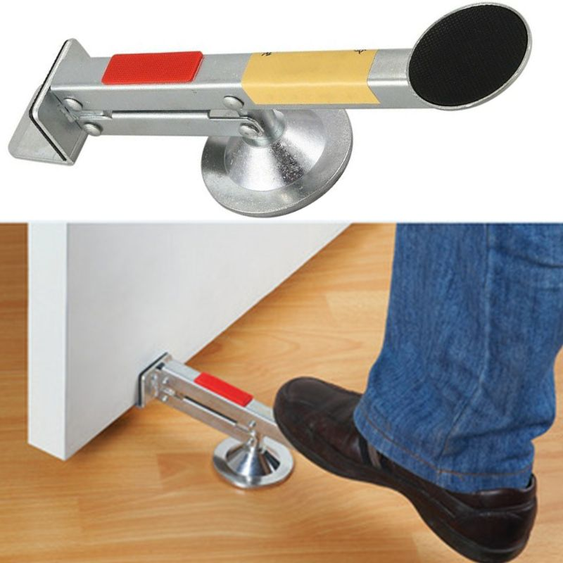 Multifunctional Swivel Door Wooden Door Lifter Installation Board Quick Install New