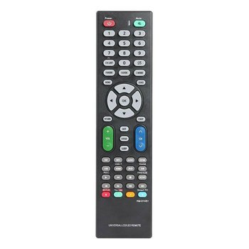 Uniwersalny pilot do TV kompatybilny wykorzystanie uniwersalny pilot do TV dowolnej potrzeby aby ustawić zgodnie z instrukcją RM-014S + tanie i dobre opinie NONE CN (pochodzenie) 433 MHz RM-014S+