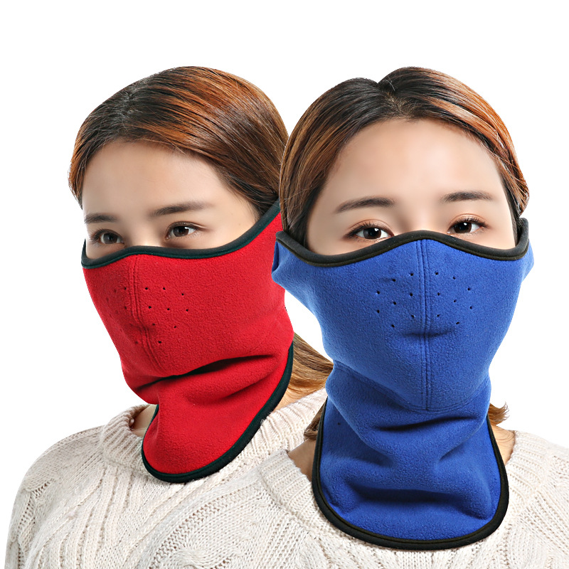 Winter Warm Mask Outdoor Women Gril Men  Riding Clothing Accessories Neck Ear Protection Collar Hot Sale GIft Fashion