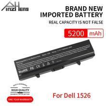 PINZHENG – batterie d'ordinateur portable 5200mAh, pour Dell GW240 297 M911G RN873 RU586 XR693, Dell Inspiron 1525 1526 1545