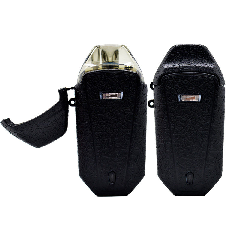 Protective Silicone Case For Aspire AVP PRO POD MOD KIT VAPE Texture Skin Anti-slip Rubber Sleeve Cover Wrap 2pcs