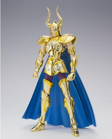 In-Stock / Saint Seiya /METAL CLUB MC Model Horoscopes Myth EX 2.0 Gold Saint Capricorn Shura /OCE Color / Metal Cloth