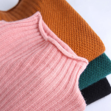 LHZSYY 2019Autumn Winter New Womens High Collar Pure Cashmere Sweater Fashion Loose Bottoming shirt High-end Warm Wild Pullover