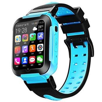 Smart 4G Remote Camera GPS WI-FI Kids Children Students Wristwatch SOS Video Call Whatsapp Monitor Tracker Location Phone Watch 4